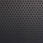 Fantasia Perforated: Black