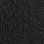 Polyprop Ribbed: 01 - Black