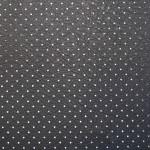 7600: 01 - Black Perforated