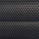 Fluted: Perforated Black 2