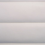 Fluted: Plain White 2