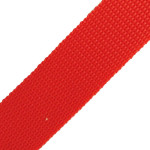 Polyprop Webbing: 03 - Red 1
