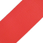 Polyprop Webbing: 08 - Red 2