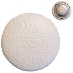 Button: 01 - White