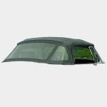Hoods: 15 - MG MGB Packaway